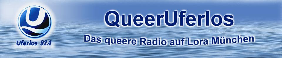 Uferlos 92.4  –  Das queere Radio auf Lora München